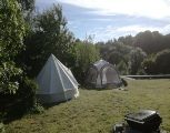 Bell Tent Gallery